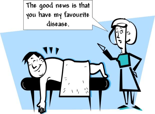 favourite disease