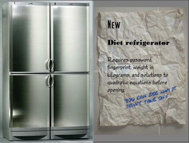 diet fridge