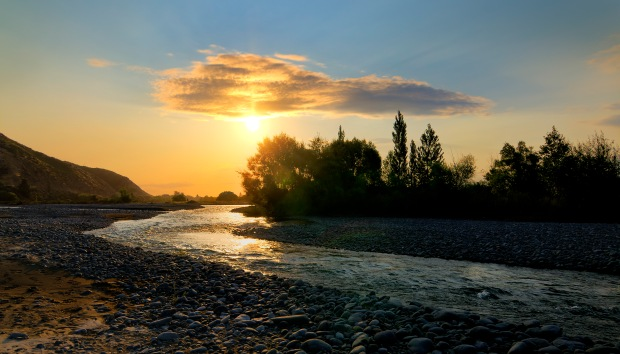 Hurunui Sunset